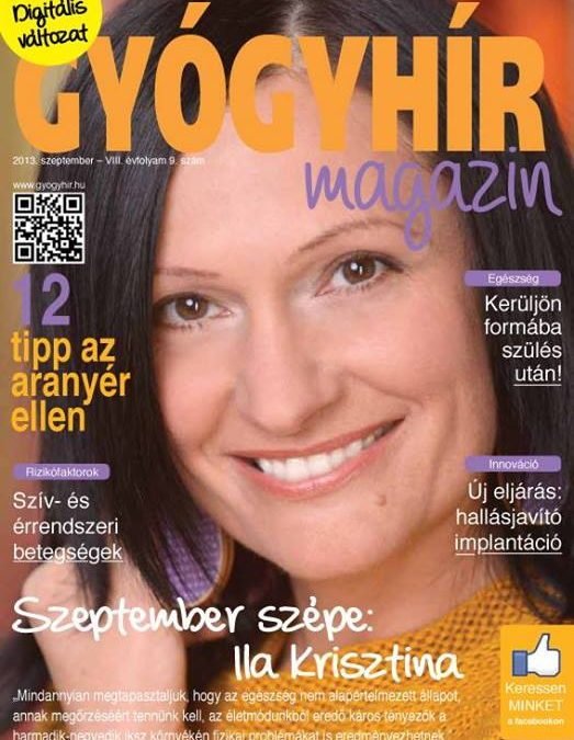 Interjú a Gyógyhír Magazinban